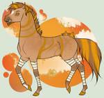N4614 Golden Days [Kakashi Stallion]
