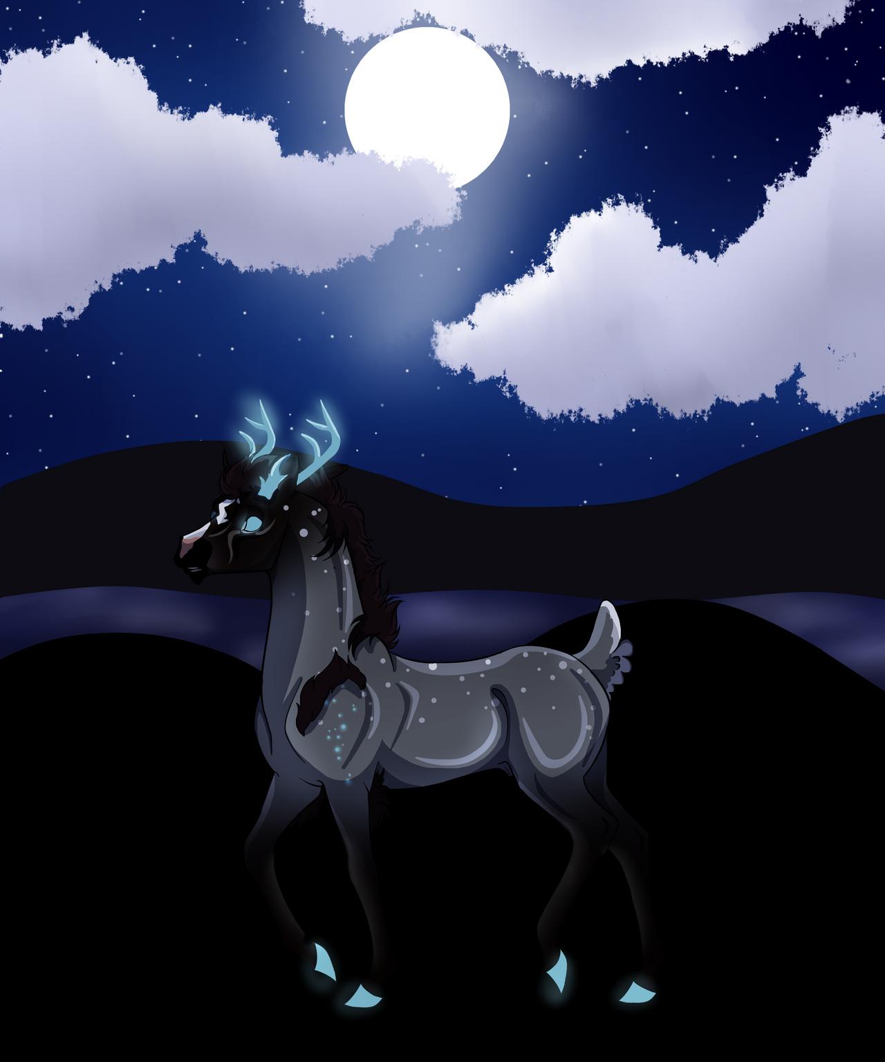 N5317 Neptune [Deer Glow Stallion]