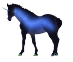 206 Neptune [Aurora Gemstone Cornua Stallion]