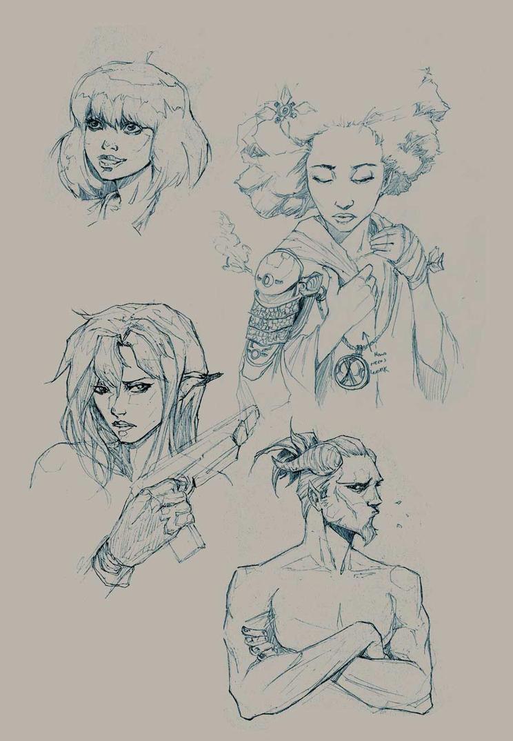 Sketch Compilation by randomacroblack