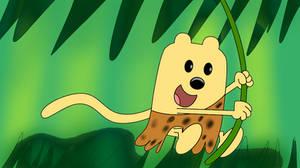 Wubbzy Of The Jungle