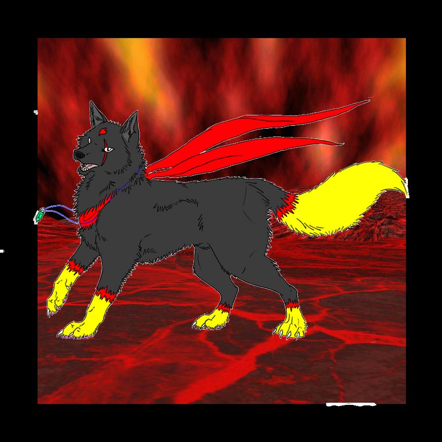 hell wolf by vampireassassin1444 - photo #14