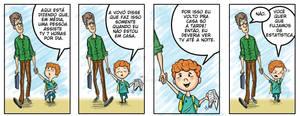 Charge comics cartoon
