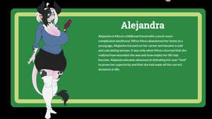 Las Lindas Alej Cast Page