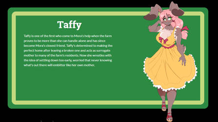 Las Lindas Cast Page Taffy