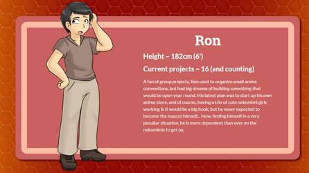 Paprika Ron Cast Page