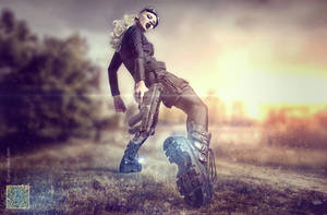Action Woman Janpollack.com