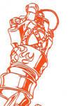 Papercut: Tsuna(Close-Up)