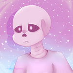 [Undertale] Stars got caught in His Eyes by SuffocatingRaven
