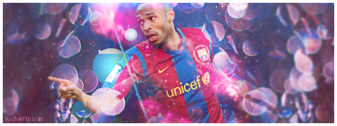 Thierry Henry by luch3