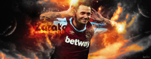 Mauro Zarate by luch3