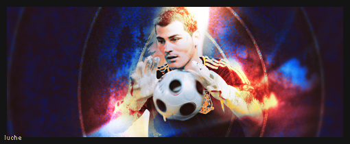 Casillas by luch3
