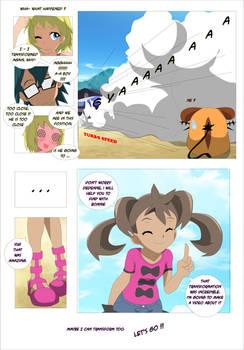Bonnie's Mega Adventure 3