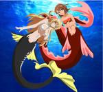 Tokiwada's Mermaids