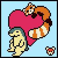 Heart by HigitsunePxl
