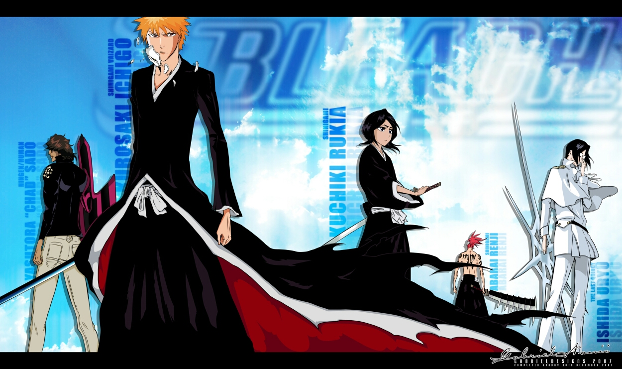 INOUE RESCUE - Bleach Complete by TheNotoriousGAB