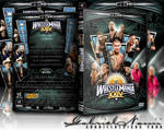 WWE Wrestlemania 24 DVD Custom