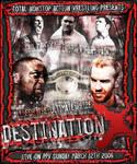 WCF Battle Entry Destination X