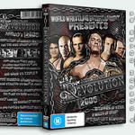 WWE New Years Revolution 06 by TheNotoriousGAB