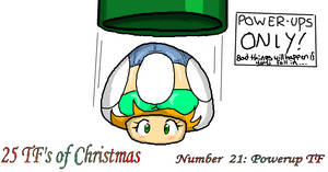 25 TFs of christmas 21 by Redflare500