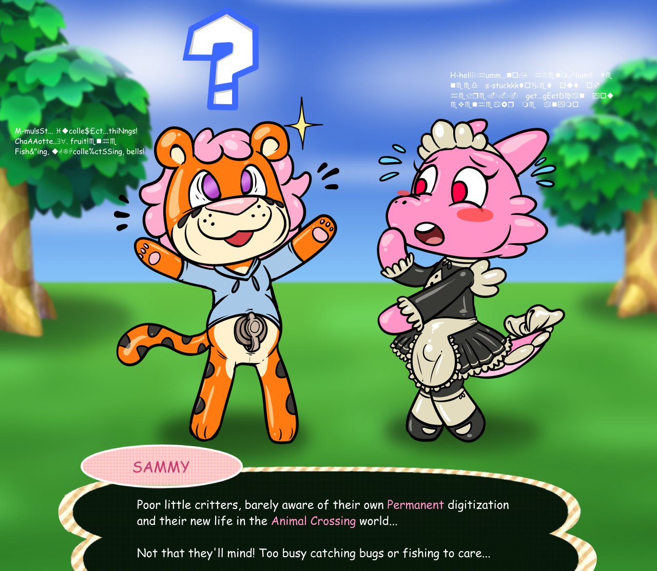 Animal Crossing Porn Deviantart Flash perma-animal crossing friends foreverredflare500 on