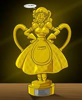 Hazel Trophy Wife by Redflare500