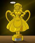 Hazel Trophy Wife