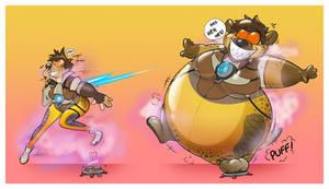 Tracer Inflata-Hyena