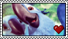 Blu X Jewel Stamp! by 4EverRandomPuppy20