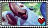 Blu X Jewel Stamp! by xRandomGurl