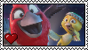 Nico And Pedro Stamp 3! by xRandomGurl