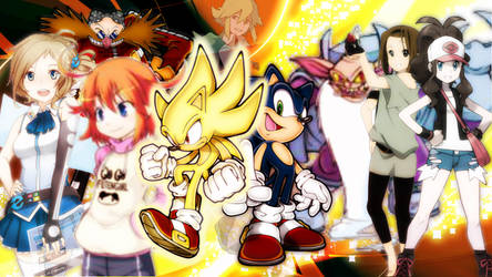 Alternate Sonic Crossover! by xXHanaChanXx