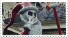 Haunted Mansion Holiday Stamp (Jack Skellington)! by xRandomGurl