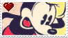 Mickey Mouse Stamp! by xRandomGurl