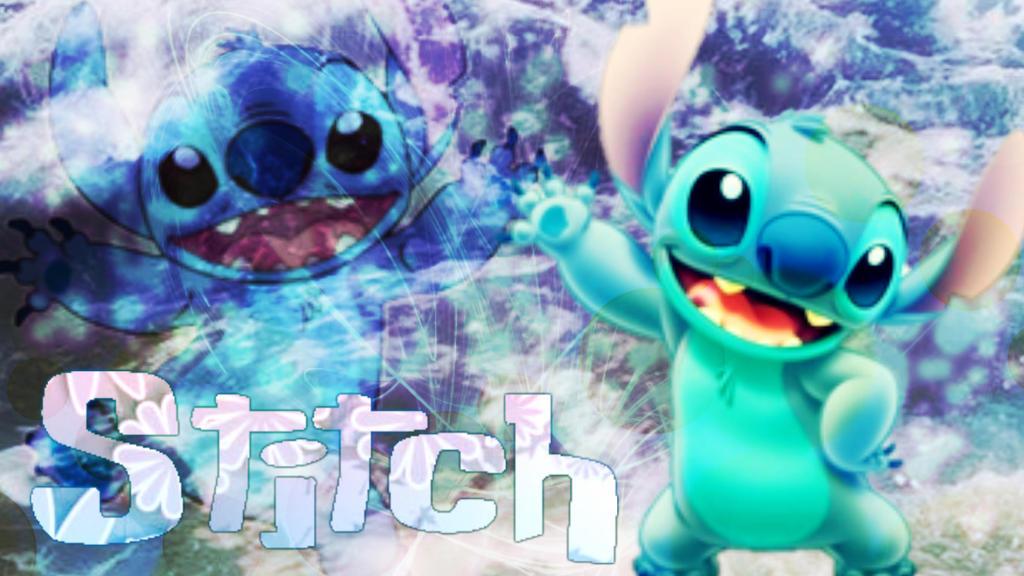 Stitch Desktop Wallpaper By XRandomGurl