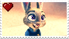 Judy Hopps Stamp! by xRandomGurl