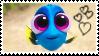 Baby Dory Stamp! by xRandomGurl