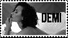 Demi Lovato Stamp 2! by xRandomGurl