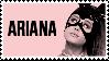 Ariana Grande Stamp 2! by xRandomGurl