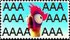 Heihei Stamp! by xRandomGurl