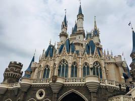 Cinderella Castle! by xRandomGurl