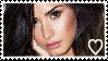 Demi Lovato Stamp 3! by xRandomGurl