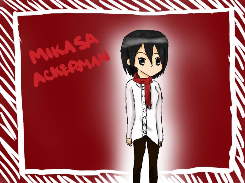 Mikasa es su by junepinky on deviantart for Mikasa es su casa