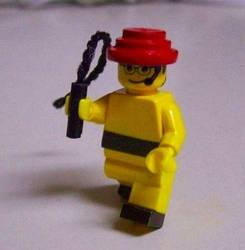 Devo Lego custom by Raggletag