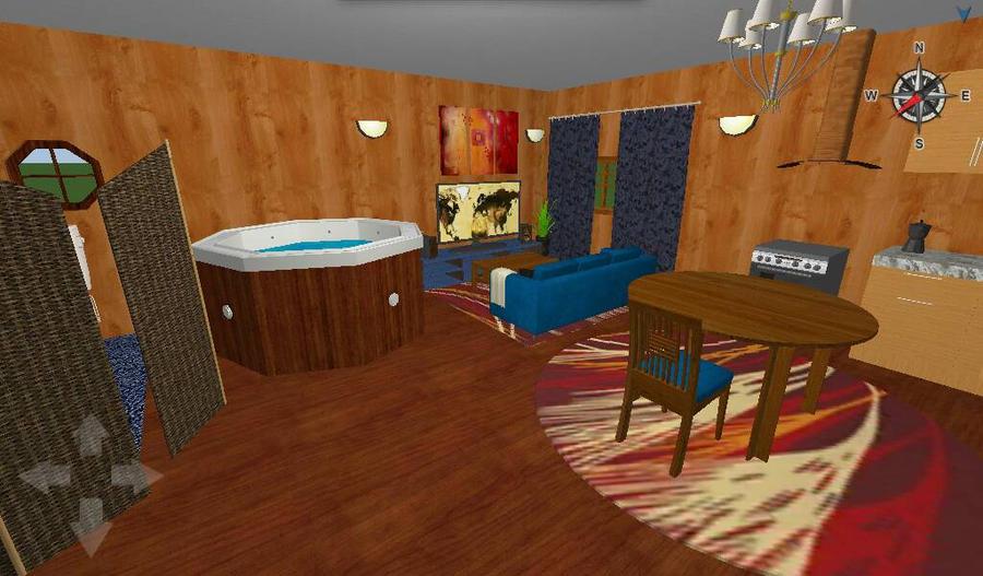 My new room design 4 by takeshimiranda on deviantart for My new room 4 decor games