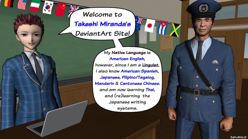 Takeshi Miranda Infographic