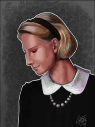 portret 1 by spiritamael
