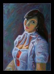 Portrait 2 by spiritamael