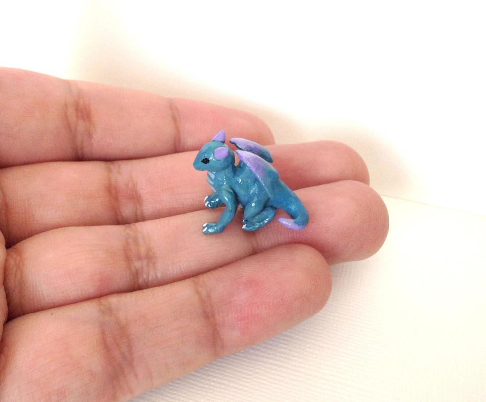 Miniature Dragon by Zyklon81