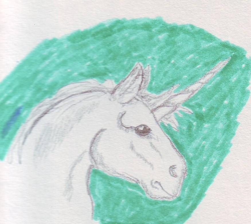 Unicorn by Cerulean452